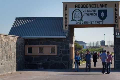 Cidade do Cabo: Ilha Privada Robben, Table Mountain e City Tour