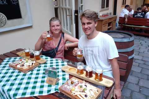 Bratysława: Degustacja piwa rzemieślniczego