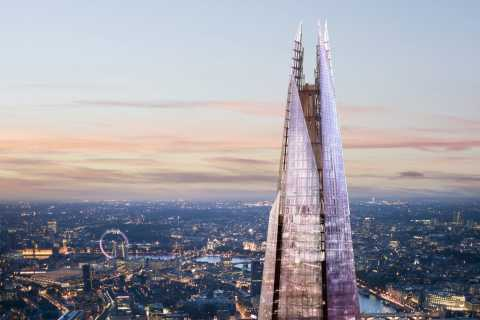 The View from The Shard: Direct Entry Ticket