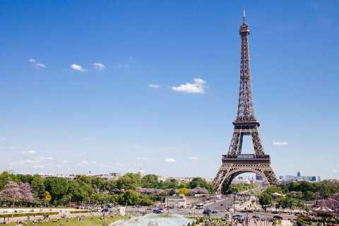 Eiffel Tower: Direct Access Guided Tour 2nd Level and Summit