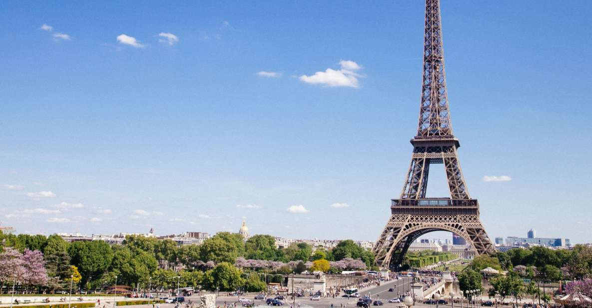 Eiffel Tower Guided Summit or 2nd Floor Direct Access Tour