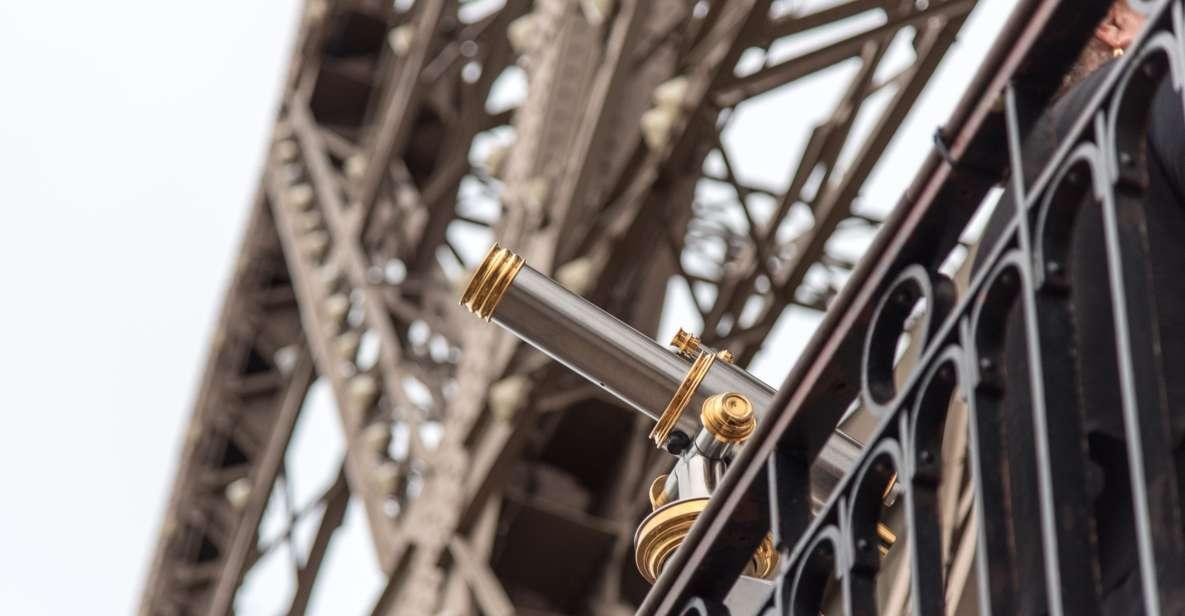 Torre Eiffel: Tour com Acesso Direto ao Topo ou 2º Andar