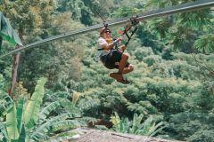 Phuket: Hanuman World Zip – Line Adventure