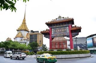Bangkok: Chinatown City Exploration Telefonspiel