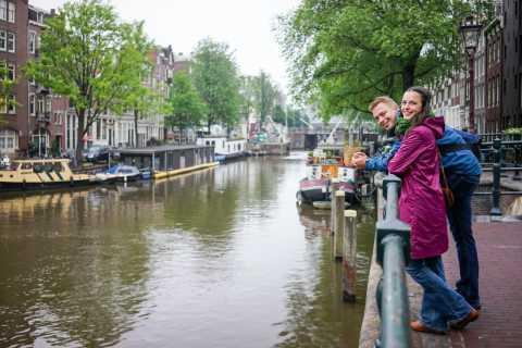 Amsterdam: Privater oder öffentlicher Rundgang