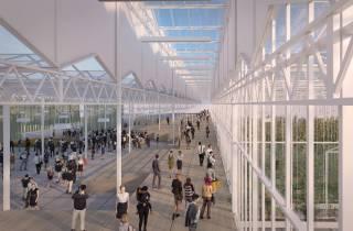 Amsterdam: Floriade Expo Tour & Grachtenrundfahrt oder 5D-Flug