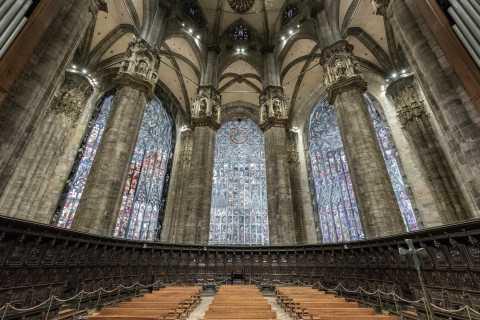 Catedral de Milán: Entrada sin colas - Terraza excluida