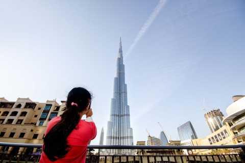 Дубай: Бурдж-Халифа, уровень 124, 125 и бесконечность люмьер