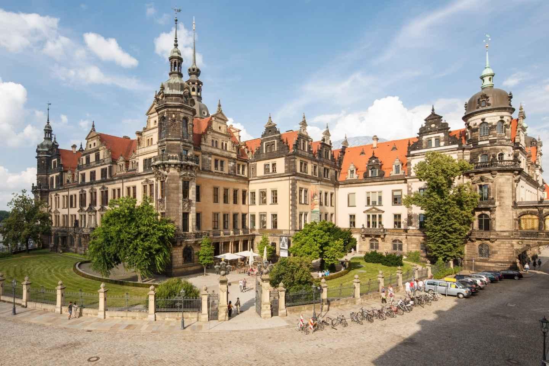 Residenzschloss Dresden: Staatlichen Kunstsammlungen Ticket