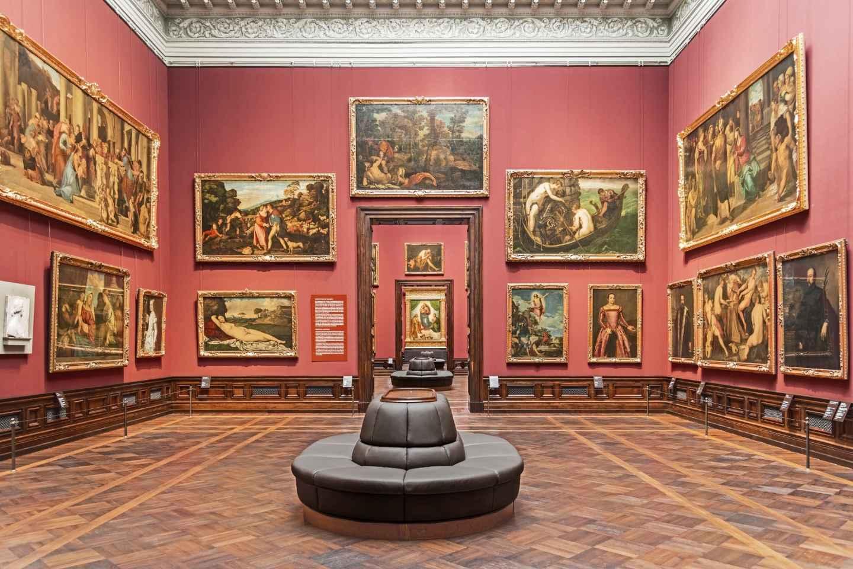 Zwinger Dresden: Staatliche Kunstsammlungen Ticket