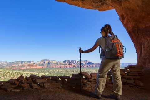 From Phoenix/Scottsdale: Sedona Hiking & Wine Tasting Tour