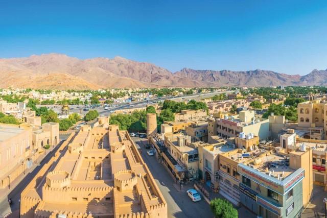Muscat: dagtocht naar Nizwa met audiogids