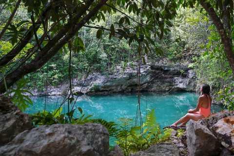 Cancún: Cenote Zapote Adventure