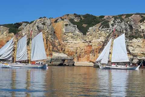 Lagos: Segelbootfahrt nach Ponta da Piedade