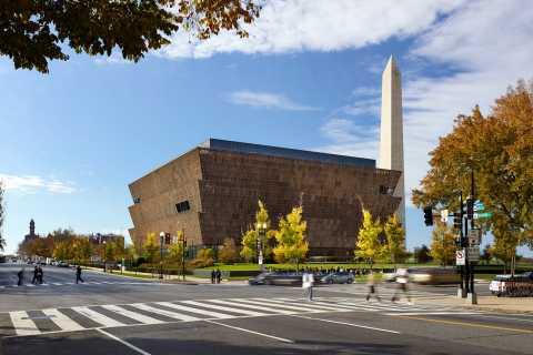 Washington DC: tour a piedi e museo afroamericano