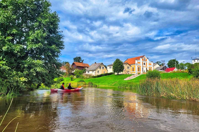 Von Riga: Abava-Tal-Tour