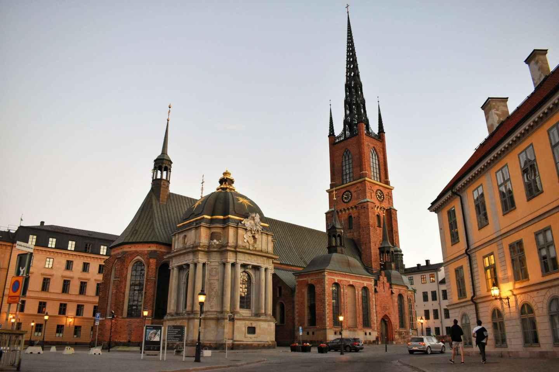 Stockholm: Haunted City Exploration Telefonspiel