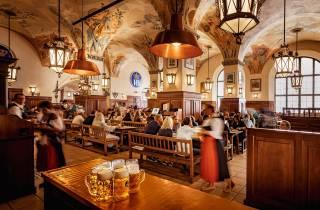 München: Führung durch das Hofbräuhaus