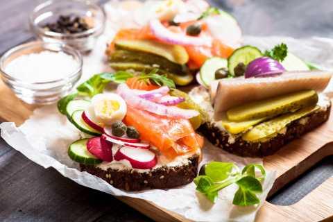 Copenaghen: tour privato di cibo e bevande delle delizie scandinave