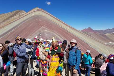 Van Cusco: Rainbow Mountain-dagtrip