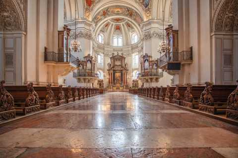 Salzburg Cathedral: Guided Tour with Entry Ticket