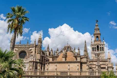 Siviglia: tour guidato dell'Alcázar, Cattedrale e Giralda