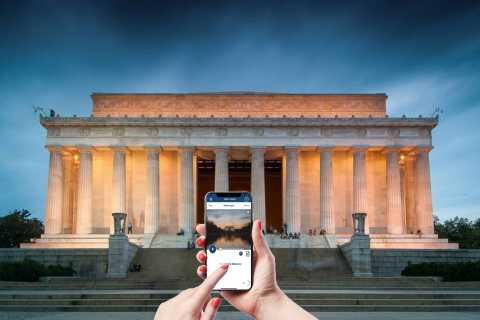 Washington, DC: tour a piedi autoguidato dei monumenti