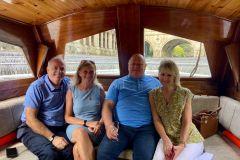 Banho: viagem de barco de 25 minutos para a ponte Pulteney Bridge