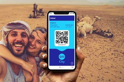 Dubai: Go City Explorer Pass - Choose 3 to 7 Attractions