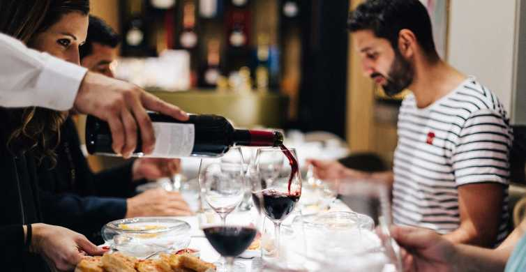Seville: Wine and Tapas Walking Tour