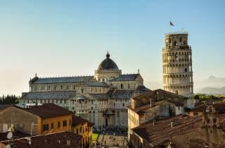 Pisa: Halbtägige private Entdeckungstour