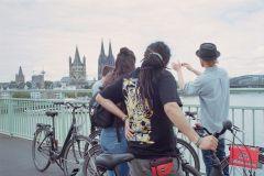 Colônia: Excursão Guiada de Bicicleta por 3 Horas