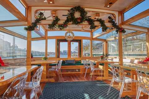 Manhattan: Julecruise med jazz, kakao og julesanger
