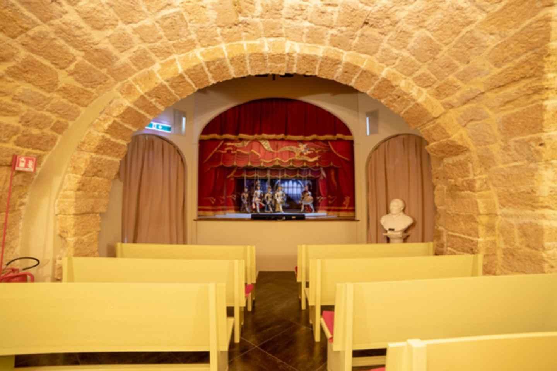 Sizilien: Eintrittskarten für das sizilianische Puppentheater