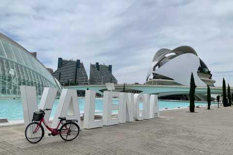 Valence: visite guidée à vélo de 3h