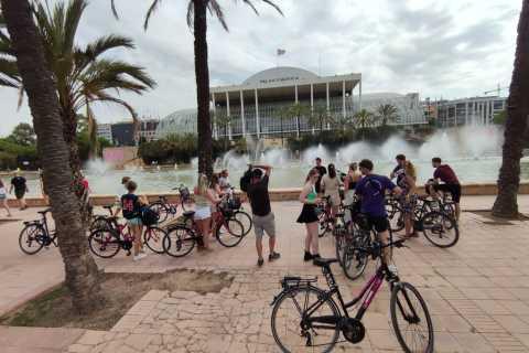 Valencia: fietstocht van 3 uur met gids