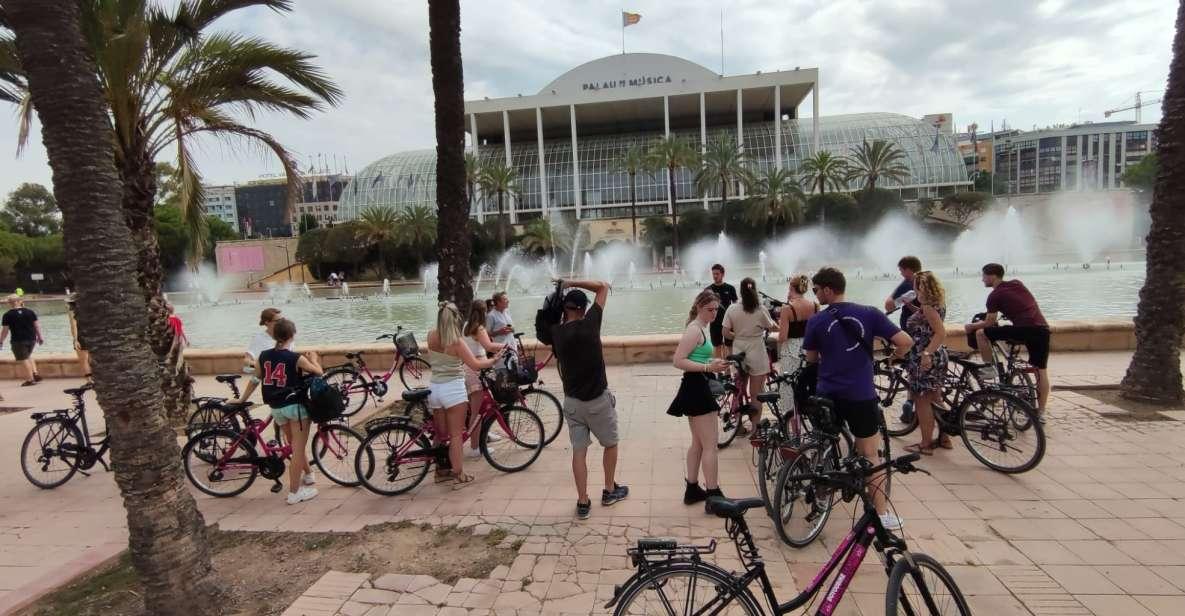 Valencia: 3-Hour Guided Bike Tour