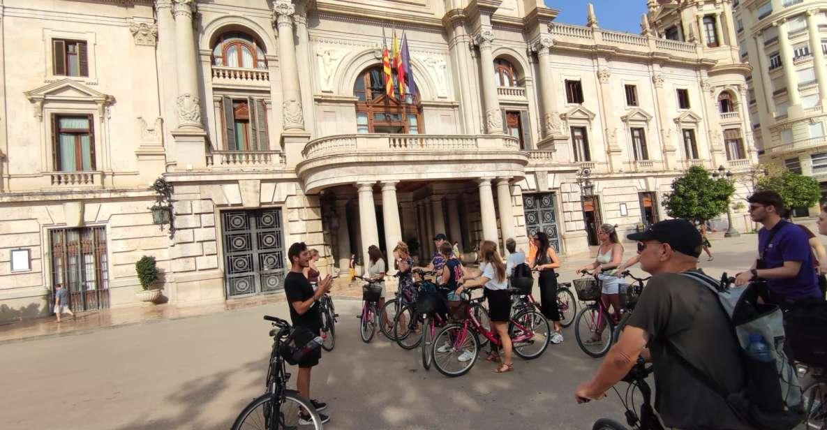 Walencja: 3-godzinna wycieczka rowerowa z przewodnikiem