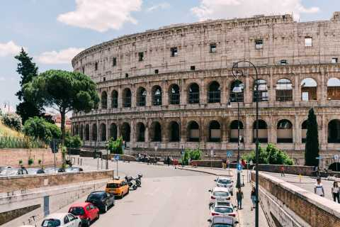Rome: Colosseum and Arena Guided Tour