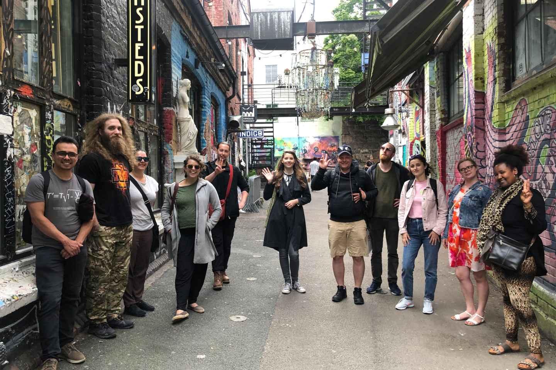 Oslo: Streetfood-Kultur-Rundgang