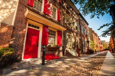 Philadelphia: Exploration Game -opastettu kierros