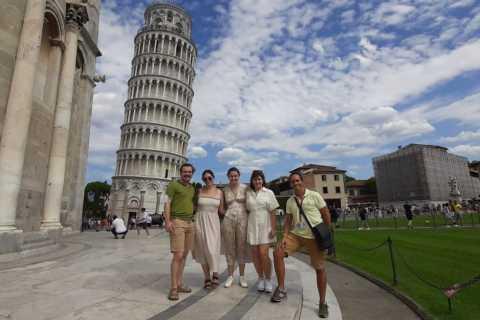 Пиза: 3-часовая экскурсия по знаменитым зданиям Пизы
