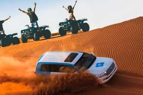 Dubai: Aavikkosafari, mönkijä, kamelimatka ja Al Khayma Camp