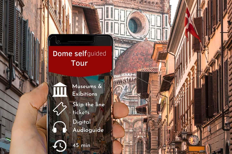 Florenz: Kuppel-Selbstführung ohne Anstehen