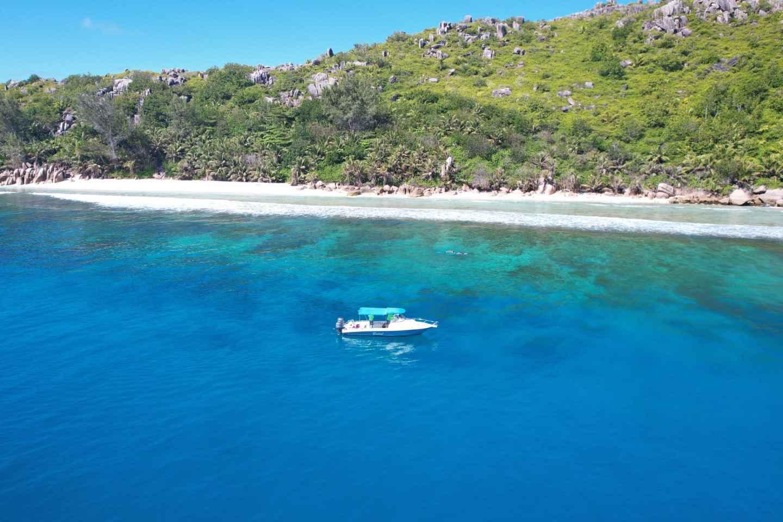 Praslin: Coco & Felicity Island Privates Schnorchelabenteuer
