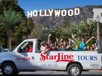 Los Angeles: Tour zu den Häusern von Hollywood-Berühmtheiten