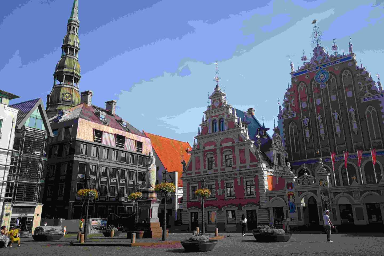 Riga: Mittelalterliches Erkundungsspiel