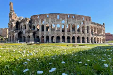 Rome: Colosseum with Access to the Gladiator Arena