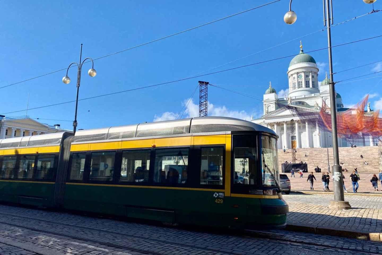 Helsinki/Porvoo: Umweltfreundliche Gruppenführung