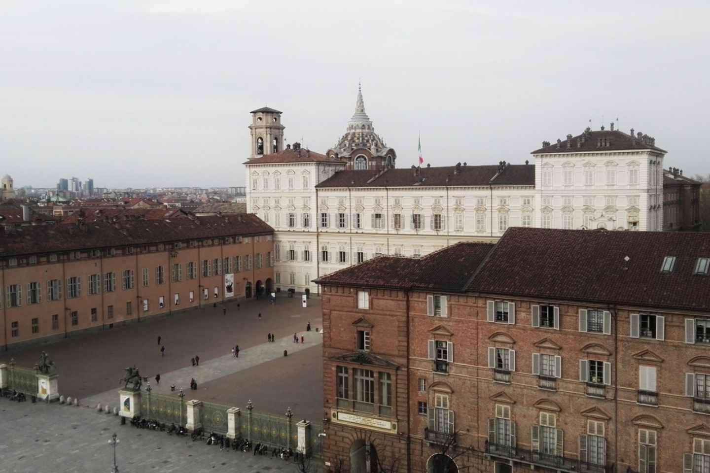 Turin: 1,5-stündiger geführter Rundgang zu den Highlights der Stadt